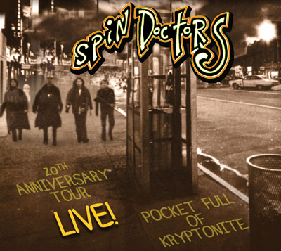 Spin Doctors discography